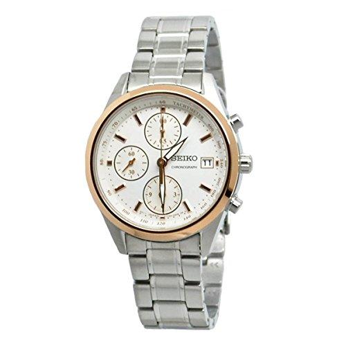 セイコー 腕時計 レディース 【送料無料】Seiko Chronograph Women SNDV56P1セイコー 腕時計 レディース
