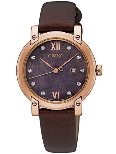 セイコー 腕時計 レディース 【送料無料】Seiko Classic SRZ482P1 Wristwatch for women Classic & Simpleセイコー 腕時計 レディース
