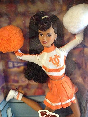 バービー バービー人形 大学 大学生 チアリーダー Barbie Tennessee University Cheerleader African-Americanバービー バービー人形 大学 大学生 チアリーダー