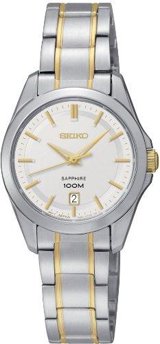 セイコー 腕時計 レディース Seiko SXDF59P1 - Women's Watch, Stainless Steel, Multicolorセイコー 腕時計 レディース