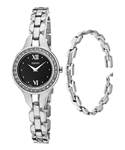 セイコー 腕時計 レディース 【送料無料】Seiko Bracelet Women's Quartz Watch SUJG61セイコー 腕時計 レディース
