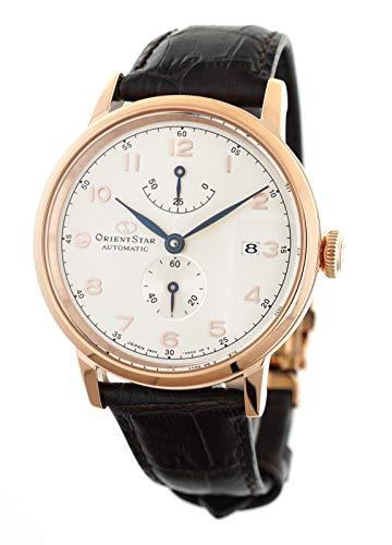 オリエント 腕時計 メンズ 【送料無料】Orient Star Heritage Gothic Power Reserve Small Seconds Dress Watch Rose Gold RE-AW0003Sオリエント 腕時計 メンズ