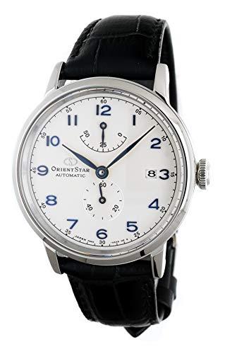 オリエント 腕時計 メンズ 【送料無料】Orient Star Heritage Gothic Power Reserve Small Seconds Dress Watch RE-AW0004Sオリエント 腕時計 メンズ