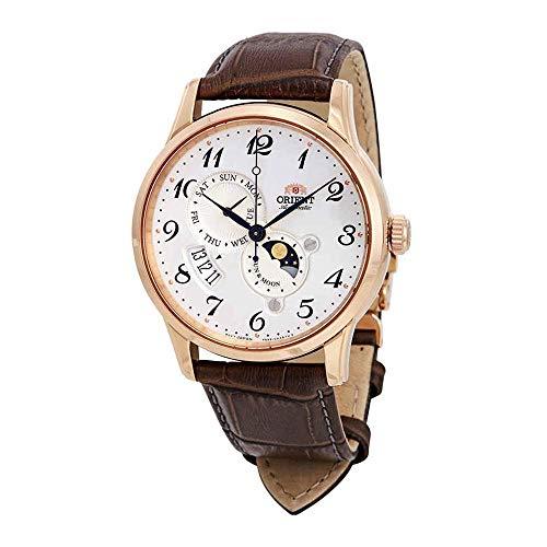 オリエント 腕時計 メンズ 【送料無料】Orient Classic Automatic White Dial Men's Watch RA-AK0001S10Bオリエント 腕時計 メンズ