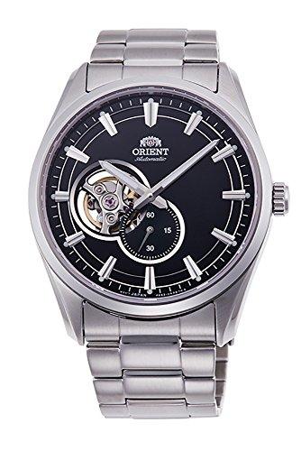 オリエント 腕時計 メンズ 【送料無料】ORIENT Classic Mechanical Open Heart Small Seconds Black Dial Sapphire Watch RA-AR0002Bオリエント 腕時計 メンズ