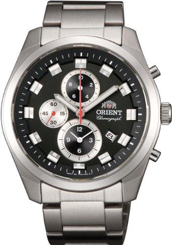 オリエント 腕時計 メンズ 【送料無料】ORIENT Neo70's Big case Quartz Mens Watch WV0461TTオリエント 腕時計 メンズ