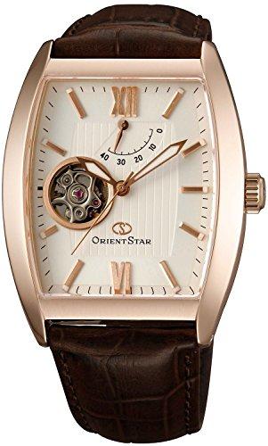 オリエント 腕時計 メンズ 【送料無料】ORIENT Star semi Skeleton Tonneau Automatic WZ0141DA Menオリエント 腕時計 メンズ