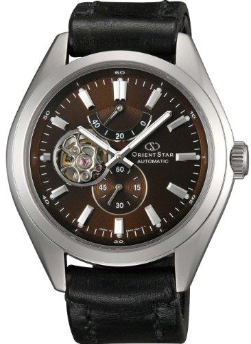 オリエント 腕時計 メンズ 【送料無料】ORIENT STAR Semi-Skeleton Automatic (with Manual Winding) Men's Watch WZ0111DKオリエント 腕時計 メンズ