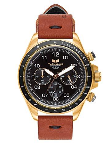 ベスタル ヴェスタル 腕時計 メンズ Vestal ZR-2 Makers Watch | Natural/Gold/Blackベスタル ヴェスタル 腕時計 メンズ