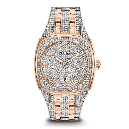 ブローバ 腕時計 メンズ 【送料無料】Bulova Dress Watch (Model: 98B324)ブローバ 腕時計 メンズ