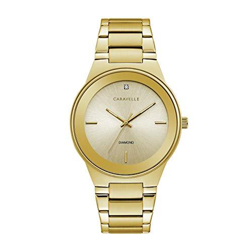 腕時計 ブローバ メンズ 【送料無料】Caravelle Designed by Bulova Dress Watch (Model: 44D100)腕時計 ブローバ メンズ