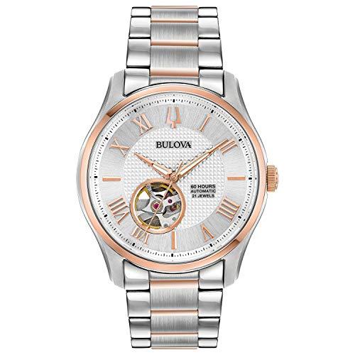 ブローバ 腕時計 メンズ Bulova Automatic Watch (Model: 98A213)ブローバ 腕時計 メンズ