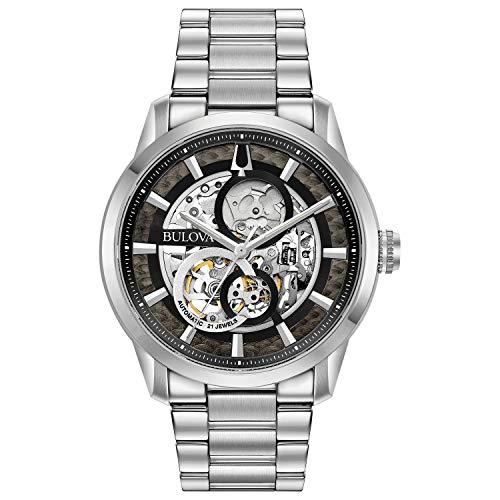ブローバ 腕時計 メンズ 【送料無料】Bulova Classic Sutton - 96A208 Stainless One Sizeブローバ 腕時計 メンズ