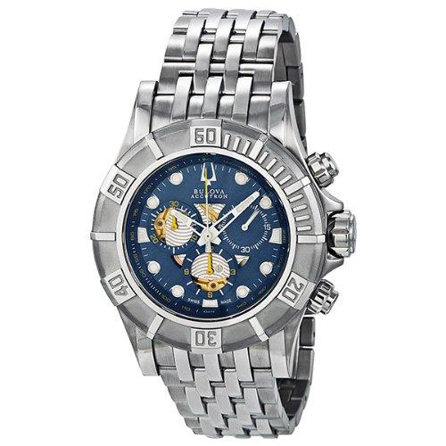 ブローバ 腕時計 メンズ Bulova Bulova Accutron Men's メンズ 63A114 Kirkwood 腕時計 Watchブローバ 腕時計 メンズ, 西原村:9cf5d42a --- 2017.goldenesbrett.at