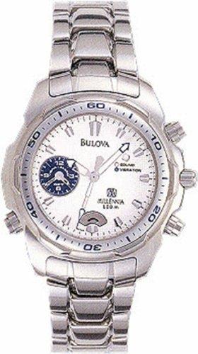 ブローバ 腕時計 メンズ 【送料無料】Bulova Millennia Mens 100 Meters Stainless Steel Watch 96A06ブローバ 腕時計 メンズ