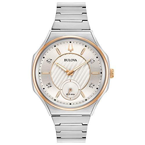 ブローバ 腕時計 レディース 【送料無料】Bulova Dress Watch (Model: 98P182)ブローバ 腕時計 レディース