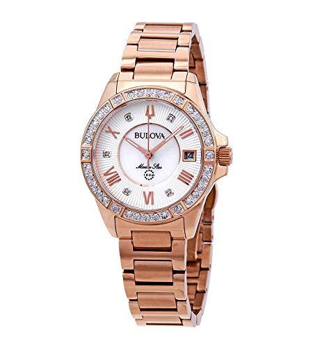 腕時計 ブローバ レディース 【送料無料】Bulova Marine Star Ladies Watch 98R258腕時計 ブローバ レディース