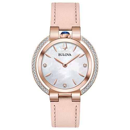 ブローバ 腕時計 レディース 【送料無料】Bulova Dress Watch (Model: 98R267)ブローバ 腕時計 レディース