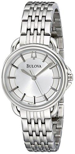 腕時計 ブローバ レディース 【送料無料】Bulova Women's 96L171 Dress Round Bracelet Watch腕時計 ブローバ レディース