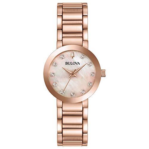 ブローバ 腕時計 レディース 【送料無料】Bulova Dress Watch (Model: 97P132)ブローバ 腕時計 レディース