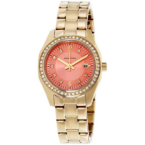 ブローバ 腕時計 レディース 【送料無料】Caravelle New York Women's Quartz Stainless Steel Dress Watch (Model: 44M110)ブローバ 腕時計 レディース