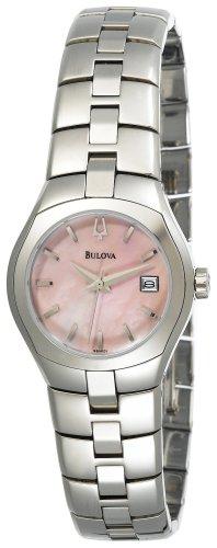 ブローバ 腕時計 レディース 【送料無料】Bulova Women's 96M101 Bracelet Calendar Watchブローバ 腕時計 レディース