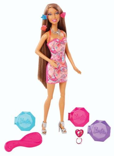 バービー バービー人形 日本未発売 【送料無料】Barbie Color Chalk Hair Salon African-American Dollバービー バービー人形 日本未発売