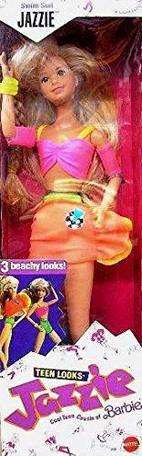 バービー バービー人形 日本未発売 Teen Looks Jazzie - Cool Teen Cousin of Barbie - Swim Suit Jazzieバービー バービー人形 日本未発売