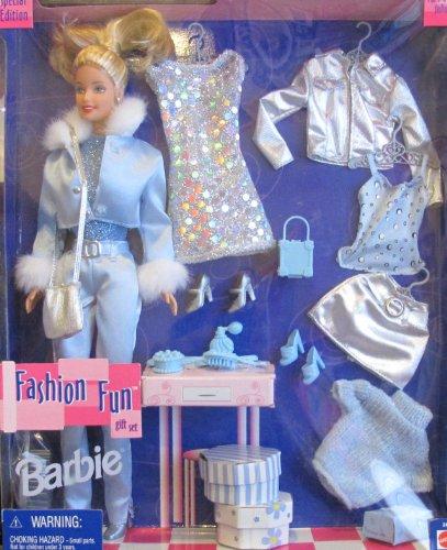 バービー バービー人形 日本未発売 Barbie FASHION FUN Doll & Fashions Gift Set w MIX & MATCH Fashions SPECIAL Edition (1999)バービー バービー人形 日本未発売