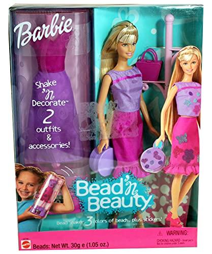 バービー バービー人形 日本未発売 Barbie BEAD N' BEAUTY Doll w 2 Outfits & Accessories (2001)バービー バービー人形 日本未発売