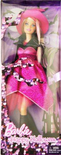 バービー バービー人形 【送料無料】Barbie Happy Halloween Blonde Pink Hairバービー バービー人形