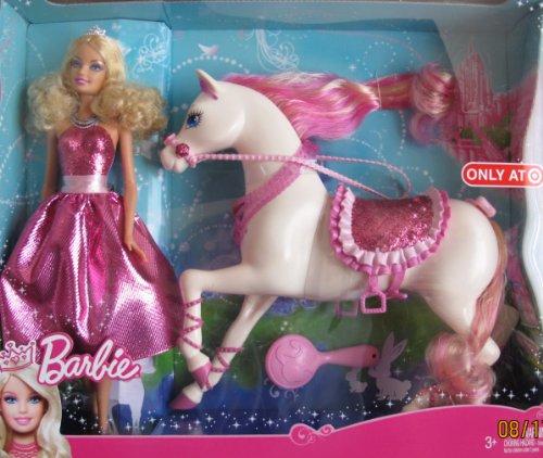 バービー バービー人形 日本未発売 プレイセット アクセサリ Barbie Princess Doll & HORSE Set - TARGET Exclusive (2010)バービー バービー人形 日本未発売 プレイセット アクセサリ