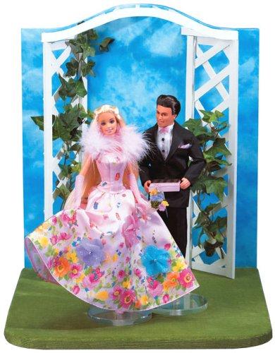 バービー バービー人形 日本未発売 Barbie Flower Surprise (European Market 2002)バービー バービー人形 日本未発売