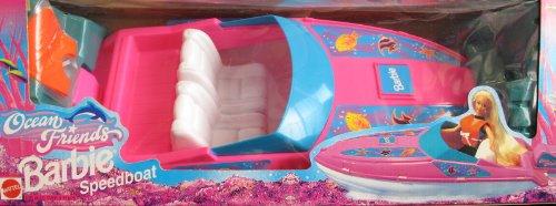バービー バービー人形 日本未発売 プレイセット アクセサリ Barbie Ocean Friends SPEEDBOAT - SPEED BOAT (1996 Arcotoys, Mattel)バービー バービー人形 日本未発売 プレイセット アクセサリ
