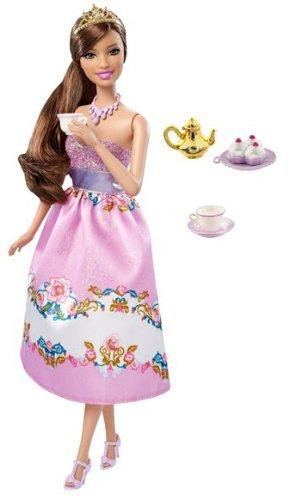 バービー バービー人形 日本未発売 Barbie Princess Tea Party Teresa Dollバービー バービー人形 日本未発売