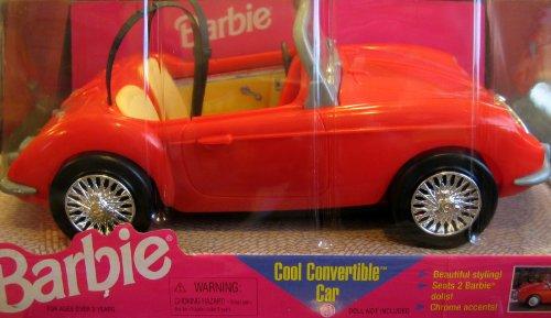 バービー バービー人形 日本未発売 プレイセット アクセサリ Barbie Cool Convertible Car - Sports Coupe w Chrome Accents (1998 Arcotoys, Mattel)バービー バービー人形 日本未発売 プレイセット アクセサリ