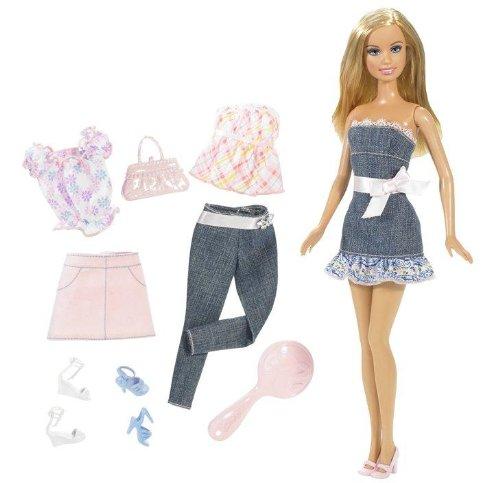 バービー バービー人形 日本未発売 Barbie Doll & Denim Fashion Setバービー バービー人形 日本未発売