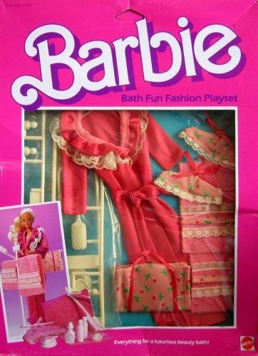 バービー バービー人形 着せ替え 衣装 ドレス Barbie Bath Fun Fashion Playset (1984)バービー バービー人形 着せ替え 衣装 ドレス