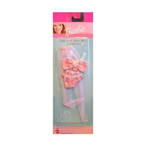 バービー バービー人形 着せ替え 衣装 ドレス Barbie Dreamy Touches Fashions UNDERWEAR (1999 Arcotoys, Mattel)バービー バービー人形 着せ替え 衣装 ドレス