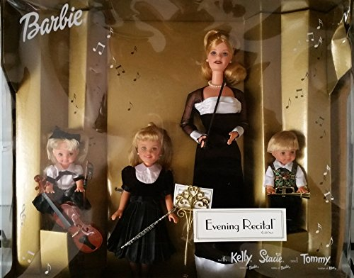 バービー バービー人形 日本未発売 【送料無料】Barbie Evening Recital Gift Setバービー バービー人形 日本未発売