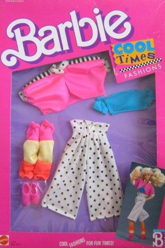 バービー バービー人形 着せ替え 衣装 ドレス Barbie Cool Times Fashions (1988)バービー バービー人形 着せ替え 衣装 ドレス