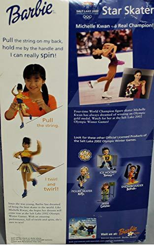 バービー バービー人形 日本未発売 1997 Olympic Star Skater Michelle Kwan Barbieバービー バービー人形 日本未発売