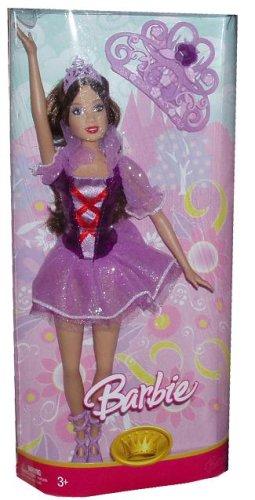 バービー バービー人形 日本未発売 【送料無料】Barbie Ballet Princess ~ Purple Outfitバービー バービー人形 日本未発売