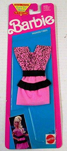 バービー バービー人形 着せ替え 衣装 ドレス Barbie Fashion Finds Easy To Dress Fashions Outfit (1991)バービー バービー人形 着せ替え 衣装 ドレス