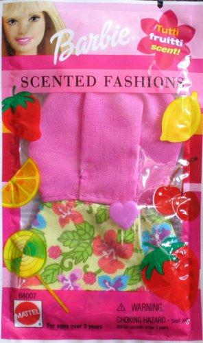 2020人気の バービー SCENTED バービー人形 Tutti 着せ替え 衣装 ドレス【送料無料】Barbie Scent! SCENTED FASHIONS Tutti Fruitti Scent! w Skirt & Top (2001)バービー バービー人形 着せ替え 衣装 ドレス, 朝地町:e2a2c2ab --- zhungdratshang.org