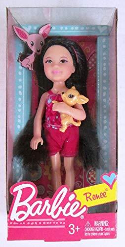 バービー バービー人形 日本未発売 Barbie & Friends Renee & Dog Doll - 2012 Releaseバービー バービー人形 日本未発売