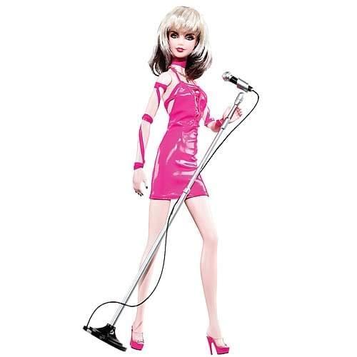 バービー バービー人形 日本未発売 Barbie Debbie Harry Ladies Of The 80s Dollバービー バービー人形 日本未発売