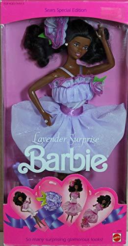 バービー バービー人形 日本未発売 Mattel Barbie Lavender Surprise Special Edition AAバービー バービー人形 日本未発売