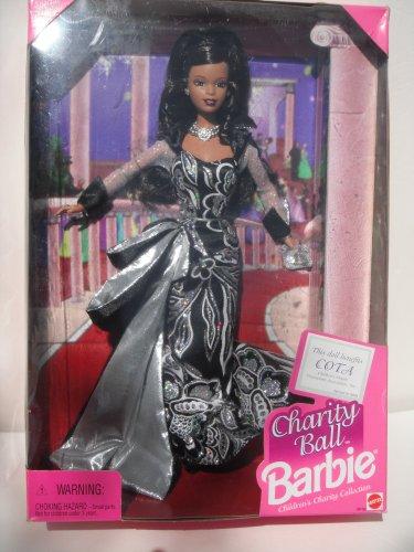 バービー バービー人形 日本未発売 African-American Charity Ball Barbie for COTAバービー バービー人形 日本未発売