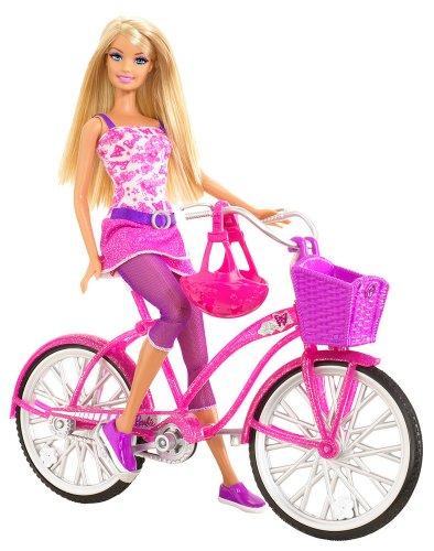 バービー バービー人形 日本未発売 プレイセット アクセサリ 【送料無料】Mattel Barbie Glam Bike! Barbie with Glam Bikeバービー バービー人形 日本未発売 プレイセット アクセサリ